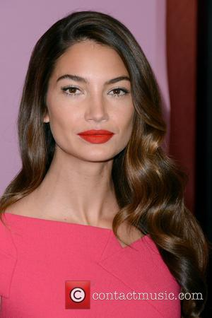 Lily Aldridge - Victoria's Secret Angels Share Gift Picks For Valentine's Day at Victoria's Secret - Queens, New York, United...