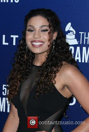 Jordin Sparks - Delta Air Lines Toasts 2015 GRAMMY Weekend at Soho House - West Hollywood, California, United States -...