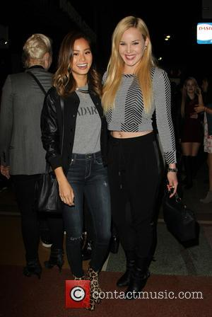 Jamie Chung and Abbie Cornish