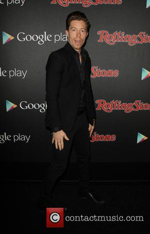 Shaun White - A variety of stars were photographed as they arrived to the Rolling Stone magazine and Google Play...