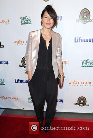 KT Tunstall - Photographs of a variety of stars as they arrived at the Whole Planet Grammy Pre-Party which was...