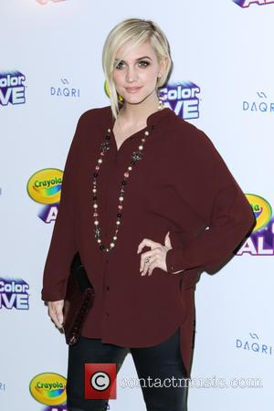 Ashlee SImpson Ross - Ashlee Simpson Ross Launches Crayola Color Alive at Open House - New York, New York, United...