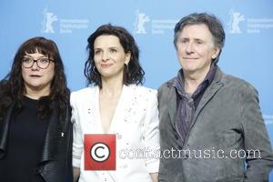Isabel Coixet (l-r), Actors Juliette Binoche and Gabriel Byrne