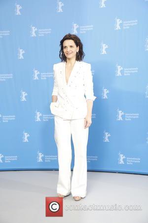 Juliette Binoche - 65th Berlin International Film Festival (Berlinale) - 'Nobody Wants the Night' - Photocall at Hotel Hyatt -...