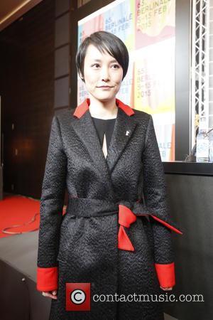 Rinko Kikucho - 65th Berlin International Film Festival (Berlinale) - 'Nobody Wants the Night' - Photocall at Hotel Hyatt -...