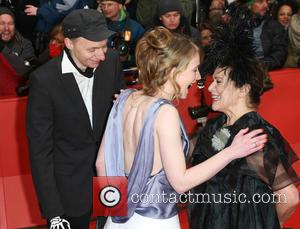Guest - A variety of stars from the film industry were snapped on the red carpet at the 65th Berlin...