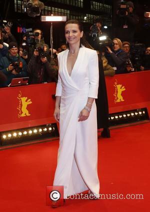 Juliette Binoche - 65th Berlinale International Film Festival - 'Nobody Wants the Night' (Nadie quiere la noche) - Premiere and...