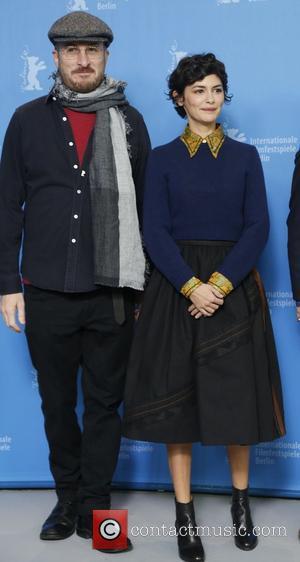 Darren Aronofsky and Audrey Tautou