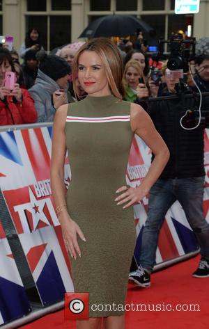 Amanda Holden - Judges arrive at The  Birmingham Hippodrome for Britain's Got Talent Auditions. at Britain's Got Talent -...