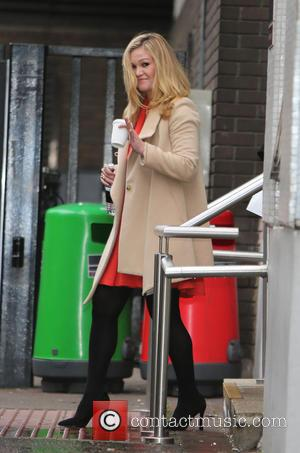Julia Stiles - Julia Stiles outside the ITV Studios - London, United Kingdom - Thursday 5th February 2015