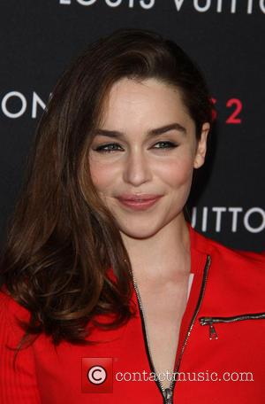 Emilia Clarke - A variety of fashionable stars were photographed as they attended Louis Vuitton