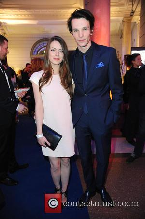 Alice Dwyer and Sabin Tambrea - 65th Berlin International Film Festival (Berlinale) - Blue Hour party by ARD & Degeto...