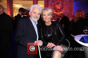 Guest and Ulla Kock am Brink - 65th Berlin International Film Festival (Berlinale) - Blue Hour party by ARD &...