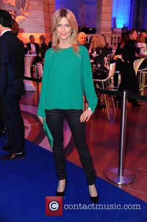 Miriam Lahnstein - 65th Berlin International Film Festival (Berlinale) - Blue Hour party by ARD & Degeto at Museum fuer...
