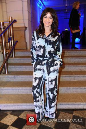 Natalia Avelon - 65th Berlin International Film Festival (Berlinale) - Blue Hour party by ARD & Degeto at Museum fuer...