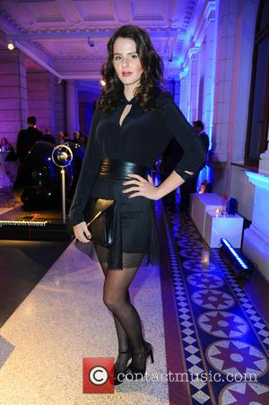 Ruby O. Fee - 65th Berlin International Film Festival (Berlinale) - Blue Hour party by ARD & Degeto at Museum...