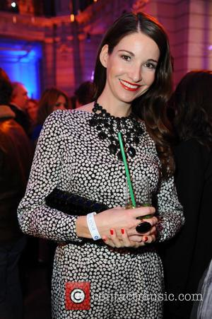 Sophie Wepper - 65th Berlin International Film Festival (Berlinale) - Blue Hour party by ARD & Degeto at Museum fuer...