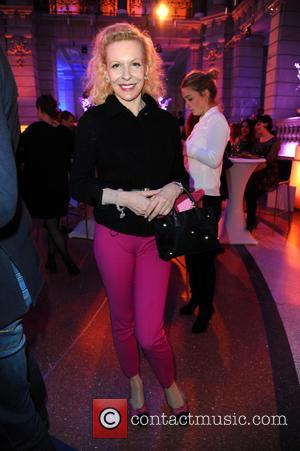Sunnyi Melles - 65th Berlin International Film Festival (Berlinale) - Blue Hour party by ARD & Degeto at Museum fuer...