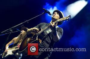 Jason Mraz - American singer-songwriter Jason Mraz performs a sold out show at the Ziggo Dome - Amsterdam, Netherlands -...
