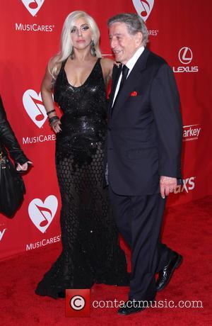 Lady Gaga and Tony Bennett
