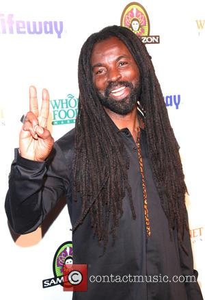 Rocky Dawuni - Whole Foods Market/Whole Planet Foundation pre-Grammy benefit party at East West Studios - Arrivals at OHM Nightclub,...