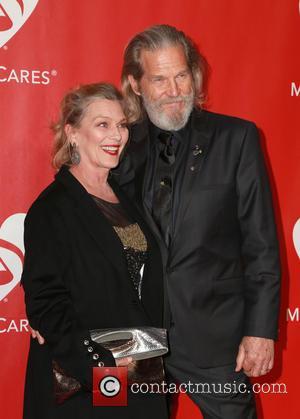 Jeff Bridges and Susan Bridges