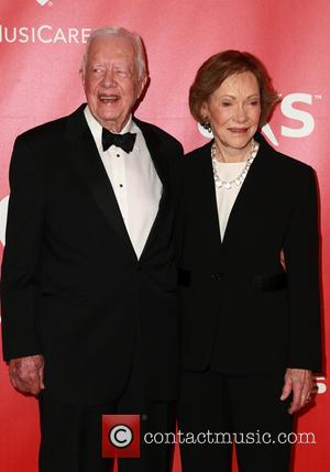 President Carter Released From Hospital