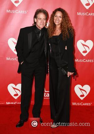 Joyce Lapinsky and Richard Lewis