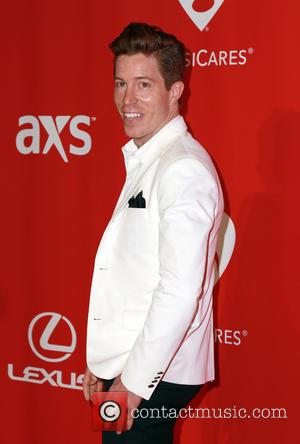 Shaun White - MusiCares Person Of The Year Tribute To Bob Dylan at Los Angeles Convention Center - Los Angeles,...