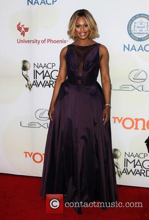 Laverne Cox - THE 46th NAACP Image Awards at Pasadena Civic Auditorium - Pasadena, California, United States - Friday 6th...