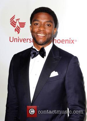 Chadwick Boseman - THE 46th NAACP Image Awards at Pasadena Civic Auditorium - Pasadena, California, United States - Friday 6th...
