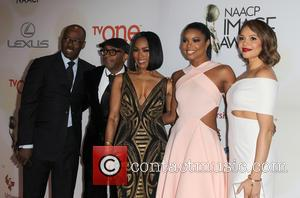 Courtney B. Vance, Spike Lee, Angela Bassett, Gabrielle Union and Carmen Ejogo