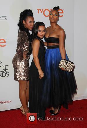 Danielle Nicolet, Eva Marcille and Gabrielle Dennis - THE 46th NAACP Image Awards at Pasadena Civic Auditorium - Pasadena, California,...