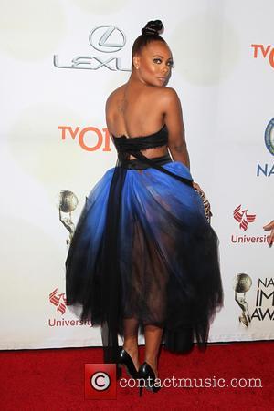 Eva Marcille - THE 46th NAACP Image Awards at Pasadena Civic Auditorium - Pasadena, California, United States - Friday 6th...