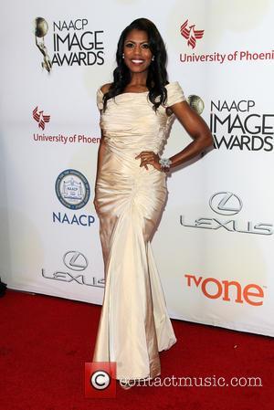 Omarosa Manigault - THE 46th NAACP Image Awards at Pasadena Civic Auditorium - Pasadena, California, United States - Friday 6th...