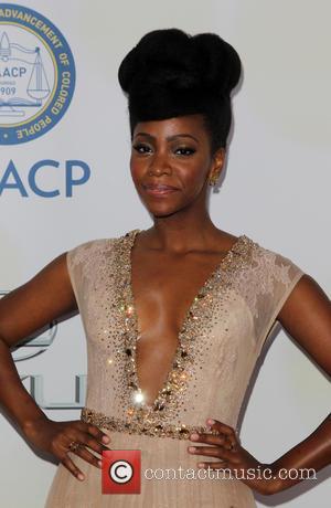 Teyonah Parris - THE 46th NAACP Image Awards at Pasadena Civic Auditorium - Pasadena, California, United States - Friday 6th...