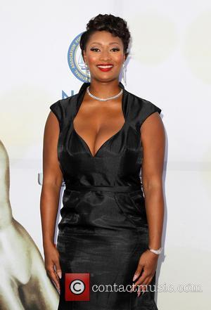 Toccara Jones - THE 46th NAACP Image Awards at Pasadena Civic Auditorium - Pasadena, California, United States - Friday 6th...