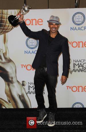 Shemar Moore - The 46th NAACP Image Awards - Press Room at Pasadena Civic Auditorium - Pasadena, California, United States...