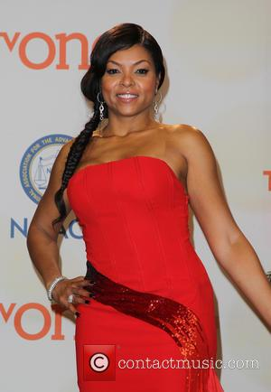 Taraji P. Henson - The 46th NAACP Image Awards - Press Room at Pasadena Civic Auditorium - Pasadena, California, United...