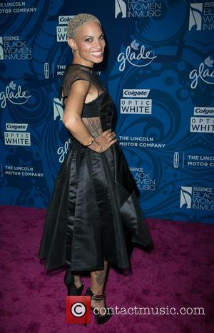 Goapele - A host of stars were photographed as they attended the 6th Annual Essence Black Women in Music event...