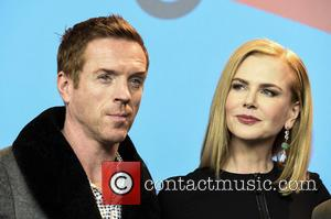 Damian Lewis and Nicole Kidman