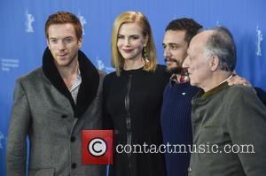 Damian Lewis, Nicole Kidman, James Franco and Werner Herzog