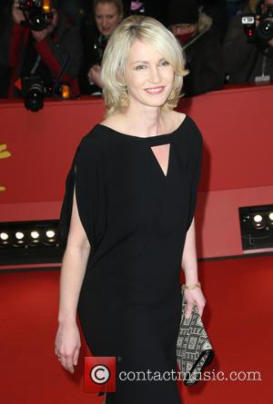 Manuela Schwesig - 65th Berlin International Film Festival (Berlinale) - 'Queen of the Desert' - Premiere - Berlin, Germany -...