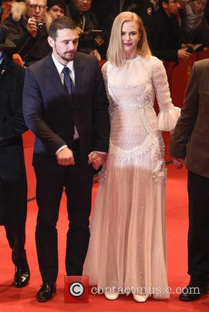 James Franco and Nicole Kidman