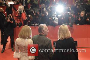 Nicole Kidman and Werner Herzog