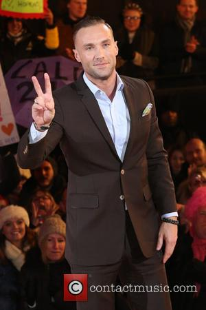 Calum Best - Calum Best comes in 3rd place. - London, United Kingdom - Friday 6th February 2015
