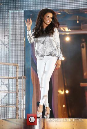 Katie Price - Katie Price wins Celebrity Big BrotherCelebrity Big Brother Final 2015 at Celebrity Big Brother - London, United...