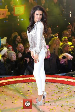 Katie Price - Katie Price wins Celebrity Big Brother