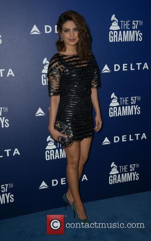 Priyanka Chopra - A host of stars were photographed as they arrived at the Delta Airlines Grammy Pre-Party which saw...