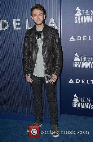 Zedd - A host of stars were photographed as they arrived at the Delta Airlines Grammy Pre-Party which saw British...